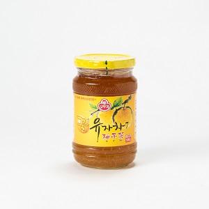 オットギ 柚子茶 500g