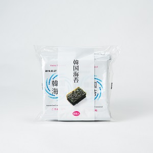 韓国海苔8P