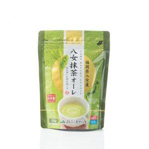 JAふくおか 八女抹茶オーレ150g