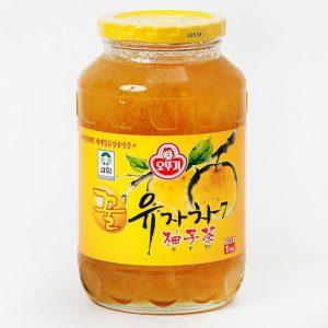 オットギ 柚子茶-7 1kg