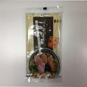まるいち醤油とんこつラーメン(1食90g袋詰め)