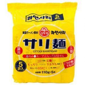 オットギ サリ麺 5P