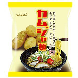 三養食品 カムジャ麺(袋)